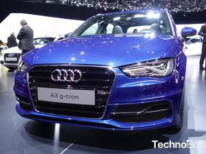 We Check Out the 2014 Audi A3 G-Tron