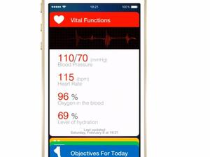 iOS 8 Healthbook Concept Imagines iWatch Sync, More