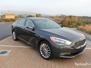 Kia K900 First Drive: Are We Ready For a $65,000 Kia?