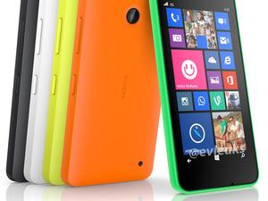Nokia Lumia 630 Press Render Shows Five Different Colors