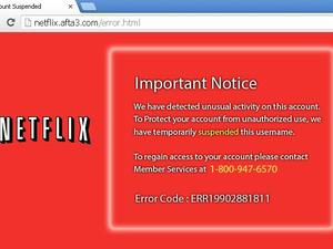 Watch Out for This Netflix Phishing Scam