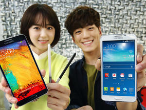 Galaxy Note 3 Neo Launches in Korea With LTE-A Support
