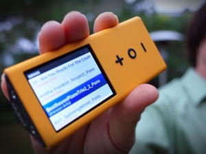 Neil Young's Pono Music Player Hits Kickstarter at a Discount