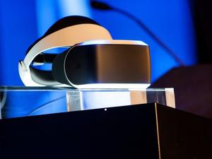 Sony Confirms Virtual Reality Is Headed To the PlayStation 4 (Update)