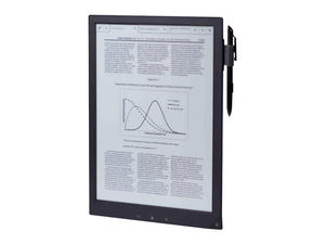 Sony Paper is the $1100 E-Ink Slate of Your Dreams