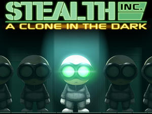 Stealth Inc. A Clone in the Dark Free This Week on PS Plus