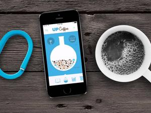App of the Week: UP Coffee Wants To Explain Your Caffeine Addiction With Science