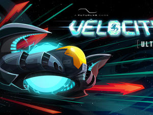 Velocity Ultra Free on the PS Vita in the Instant Game Collection