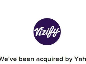 Yahoo Acquires Vizify - Service to Shut Down
