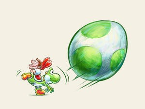 Yoshi's New Island review: The Art of Caring