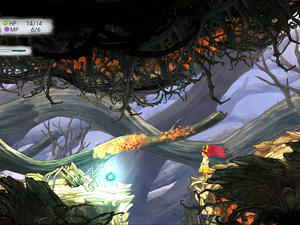 Child of Light Hands-On Preview - Beauty and Combat