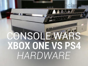 Console Wars: Xbox One Vs. PlayStation 4 - Hardware (Round 2)