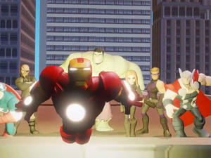 We're Live on Twitch! Today We're Streaming Disney Infinity: Marvel Super Heroes (Update: Done)