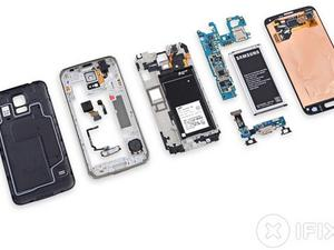 Galaxy S5 Teardown Reveals a Hard-to-Repair Smartphone
