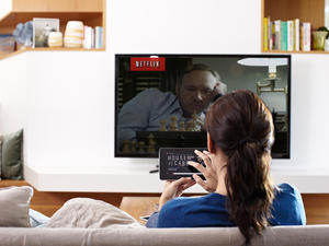Netflix Gets Busy Streaming 4K Content to Compatible TVs