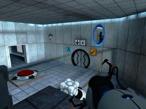 Portal beaten in 36 minutes... without portals