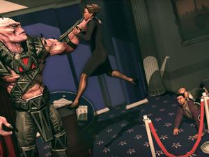 Saints Row IV: Game of the Century Edition Thinks Highly of Itself