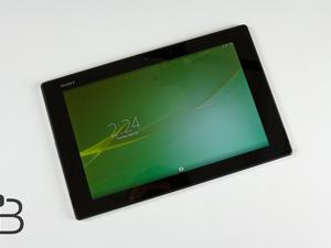 Image of Xperia Z2 Tablet for Verizon Leaks Out