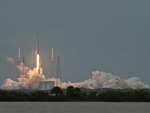 SpaceX set for big test with Falcon 9 launch tonight
