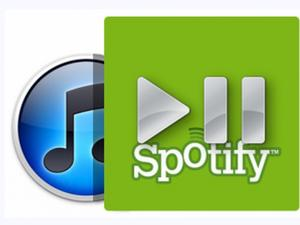 Is Spotify Beating iTunes in Europe?