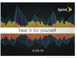 """Sprint Announces """"Hear It For Yourself"""" Press Event on April 29"""