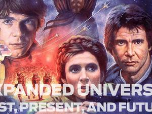 Lucasfilm Declares Nearly the Entire Star Wars Expanded Universe is Non-Canon