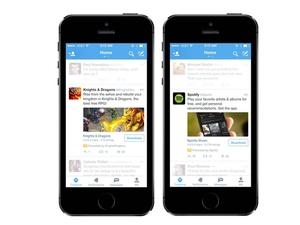 Twitter Follows Facebook With Mobile App Install Ads