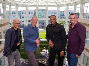 Apple to Buy Beats Electronics For $3 Billion (UPDATED)