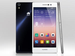 Incredible Huawei Ascend P7 Android Phone Has Glass Body