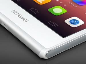 Huawei to Launch Sapphire Display Smartphone