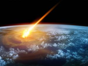 Meteorite strikes college campus, killing man