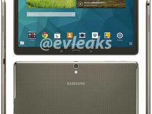 Galaxy Tab S 10.5 Images Suggest Launch Is Imminent