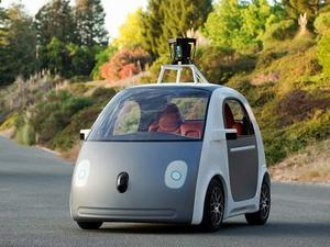 """GM Says Google's New Self Driving Cars Are """"Serious Competitive Threat"""""""