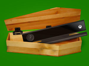 Microsoft asserts that it's still not curtains for the Kinect