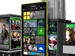 Microsoft Offering 9 Games, $25 Movie Credit With Lumia Purchase