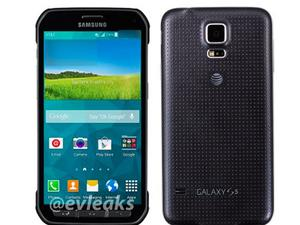 Here's The Galaxy S5 Active For AT&T
