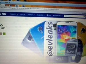 Galaxy S5 Mini Leaked By Samsung? (Update: Another Picture Added)