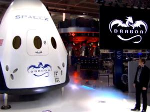 SpaceX Takes One Step Closer to Mars With Dragon V2 Spacecraft