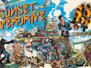 Sunset Overdrive review: Silly Thrills, Crazy Kills