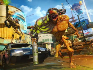 Sunset Overdrive Checks in at 30 FPS in 900p on the Xbox One