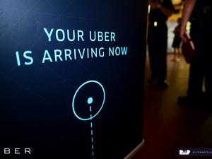 Uber now giving hotel points with your ride