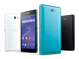 Xperia ZL2 Unveiled With 5-Inch Screen and Snapdragon 801