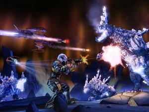 Borderlands: The Pre-Sequel! Hands-On Preview - In Space, No One Can Hear You Loot