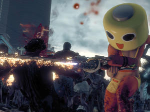Dead Rising 3 Confirmed for PC Release By Capcom