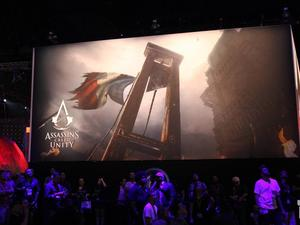 Here's 8 Minutes of Assassin's Creed Unity Gameplay Recorded Offscreen at SDCC