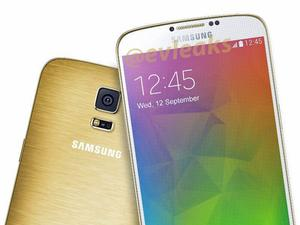 Galaxy S5 Prime In Gold Shows Its Metal Face