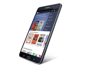 Samsung and Barnes & Noble to Launch Galaxy Tab 4 NOOK Tablet