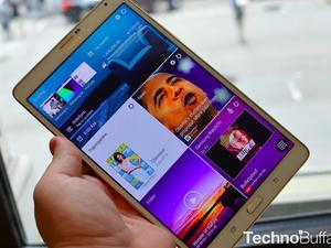 Galaxy Tab S 8.4 Hands-On - The Best Screen on a Tablet Yet?