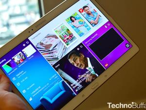 Galaxy Tab S 10.5 Hands-On - Super AMOLED Goes Big Time