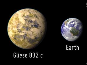 Nearby Super-Earth Could Support Life, Researchers Say